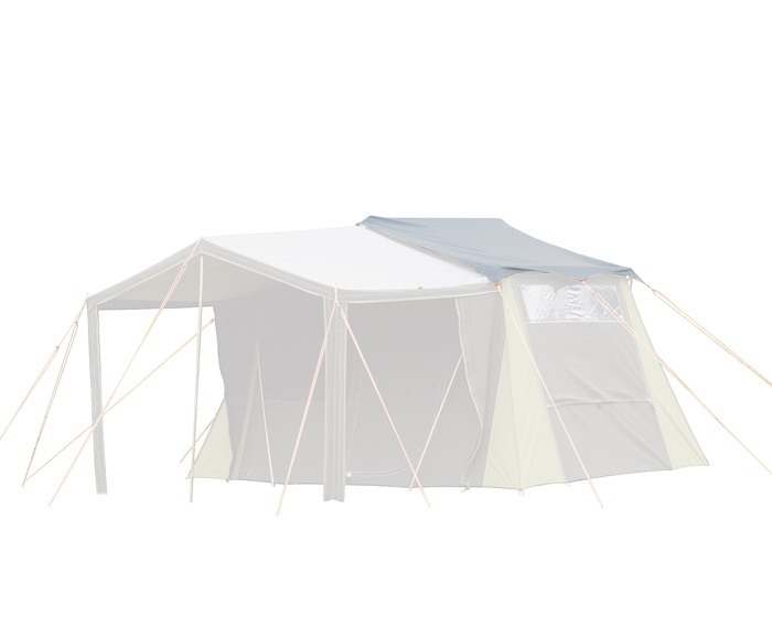 Kakapo 5 Canvas Tent Fly